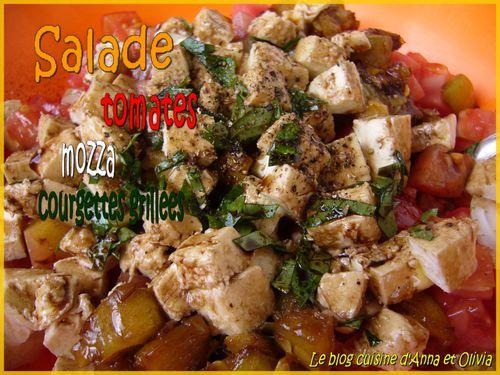 salad tom mozza courg