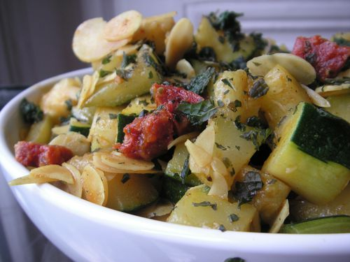 courgette curry amandes (4)