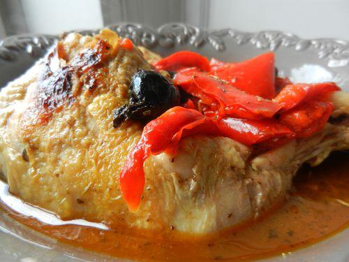 poulet poiv olives (1)