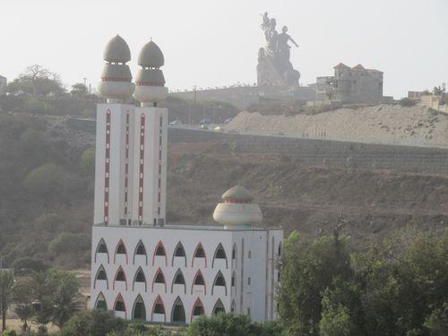 ren afr et mosquée divinité