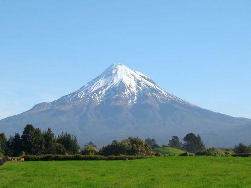 Tongariro & Taranaki