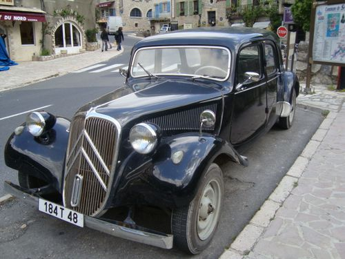 TRACTION CITROËN003