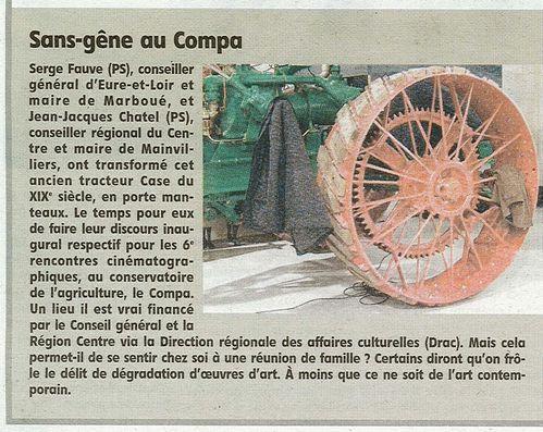 Indiscrétions - L'Echo - 29.01.2012 - p.3