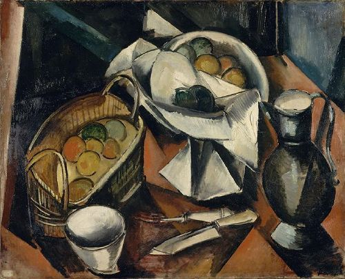 chartres - nature morte vlaminck