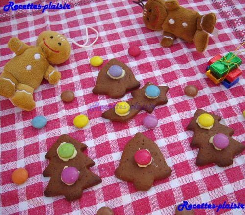 biscuit chocolat noel