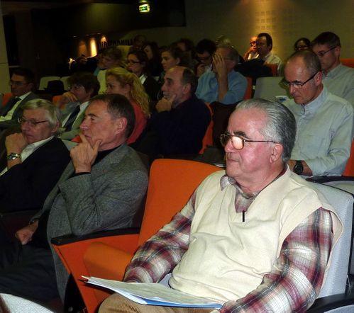 ORT 25 nov 2010 participants attentifs