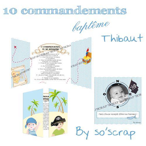 10 commandements julie marraine