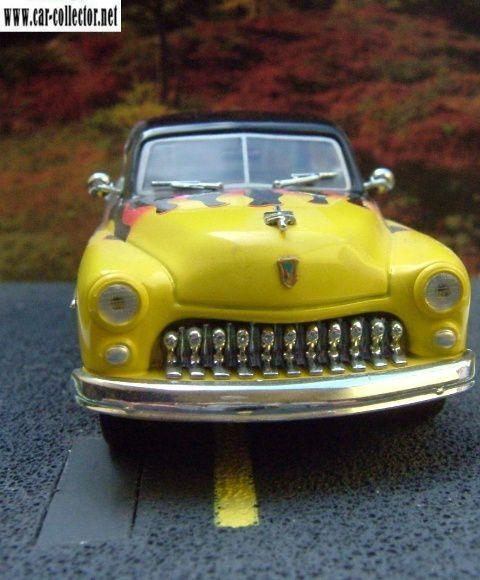 ford mercury custom flammes jaunes universal hobbies (3)
