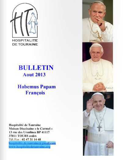 Couverture bulletin n°20 - 08-2013