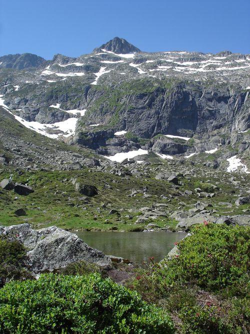 Randonnée Pyrénées : Les lacs de Liantran (1824 m) 29