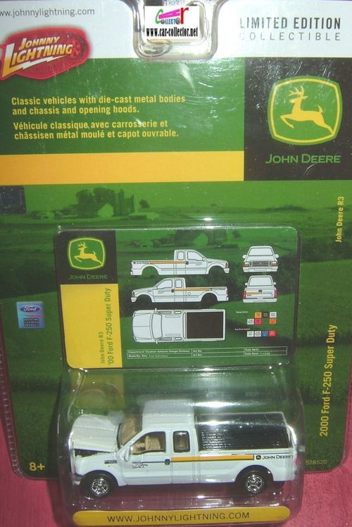 ford f250 super duty 2000 john deere limited edition