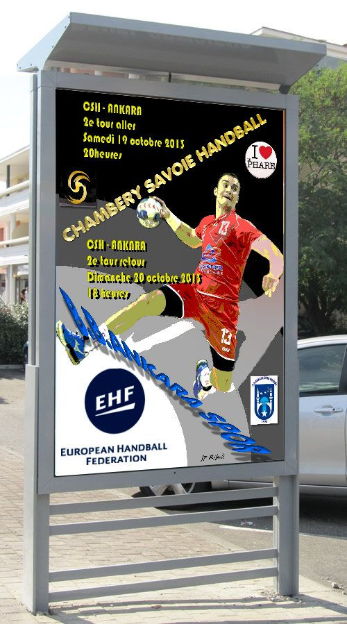 Affiche coupe d'Europe CHAMBERY ANKARA 19 20 Octob-copie-1