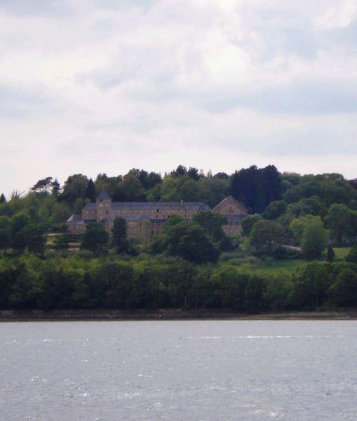 043 Abbaye Landévennec