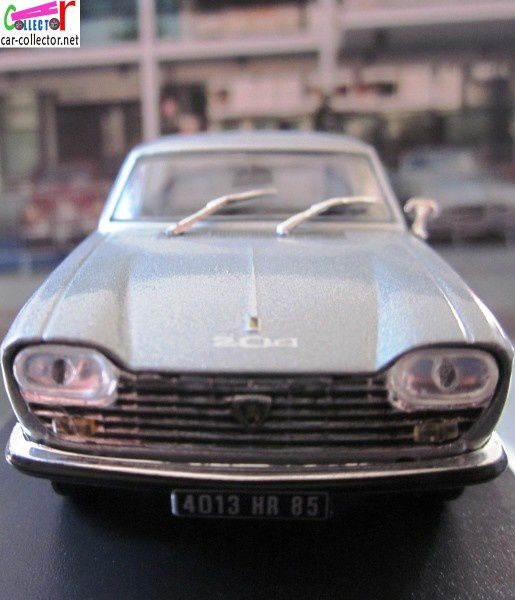 peugeot 204 coupe 1967 (2)