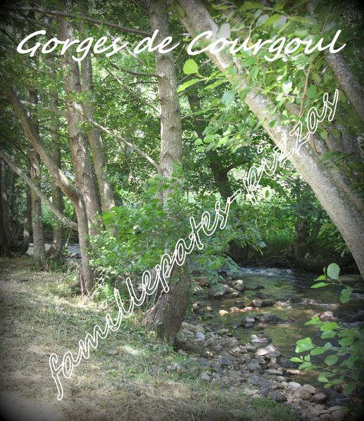 gorges courgoul