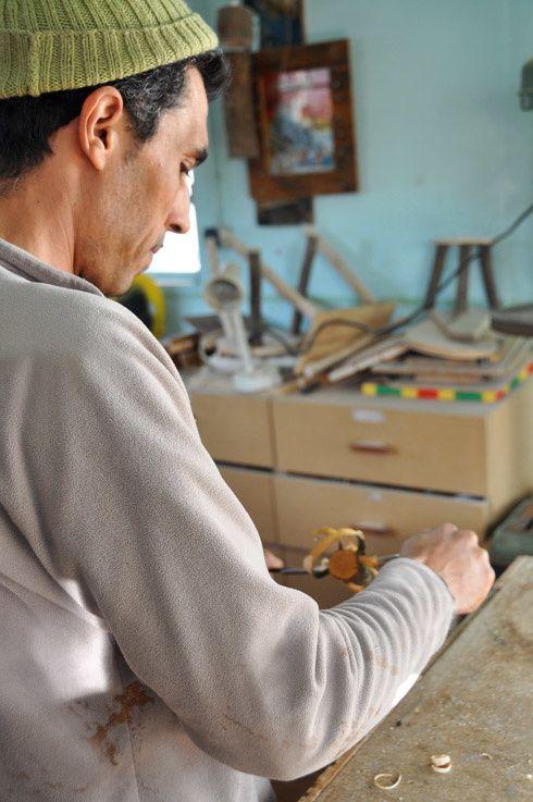 Le Boiseux artisan recycleur