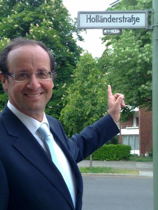 Hollande à Berlin