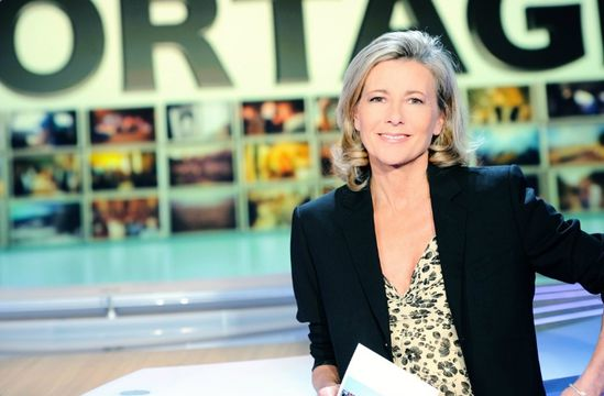 Reportages claire chazal tf1