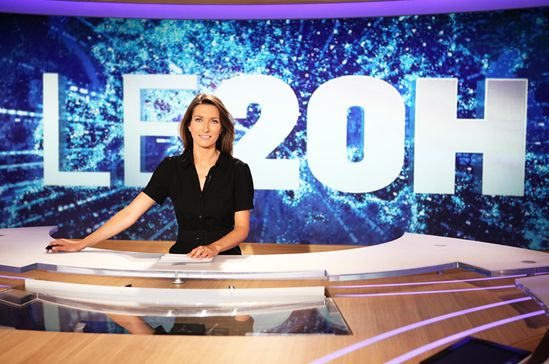 Anne claire coudray 20h