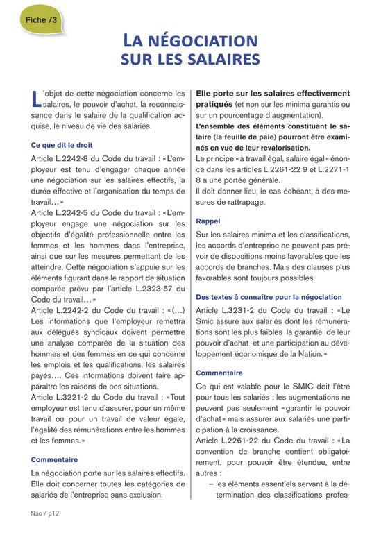 Visu guide CGT négociations annuelles obligatoires 12
