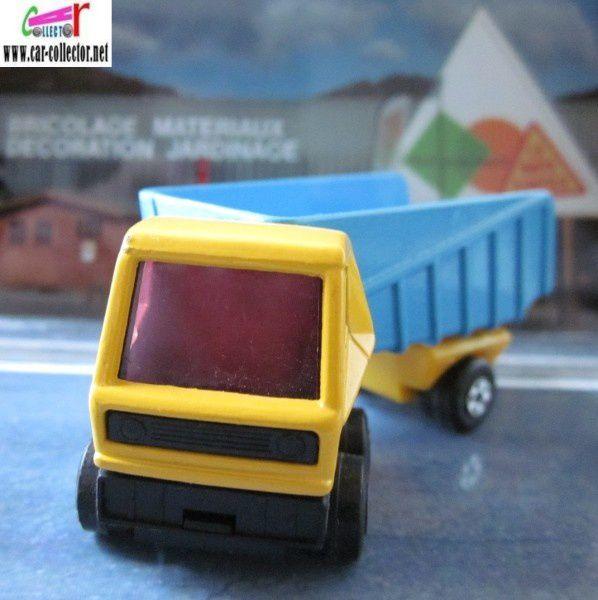 articulated truck matchbox superfast (2) renamed 20944