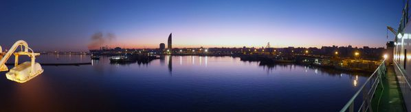 Montevideo panorama 2