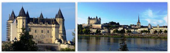 Séjour Saumur 27 au 29 septembre 2014 Château de Saumur m