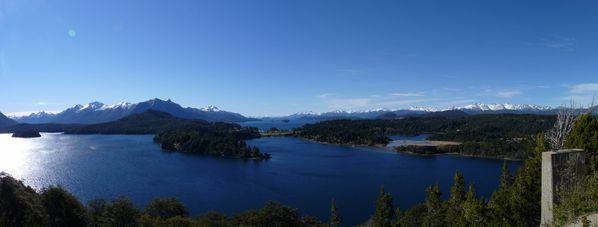 Panorama Bariloche 2