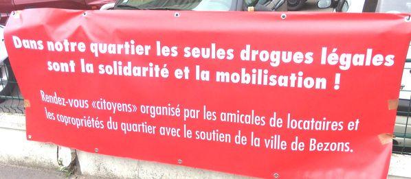 solidarité et mobilisation notre drogue