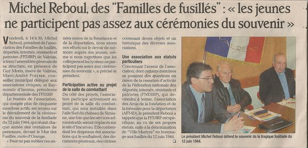 ARTICLE VAUCLUSE MATIN AG 20100001