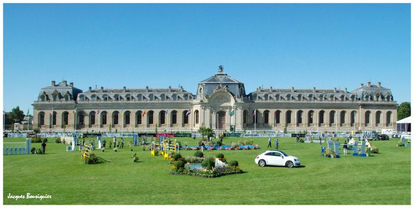 Global Champions Tour Chantilly Grandes ecuries000