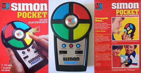 Bande Simon Pocket