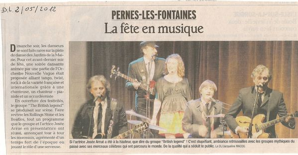 Article sixties 2