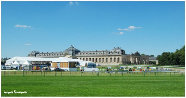 Global Champions Tour Chantilly 01