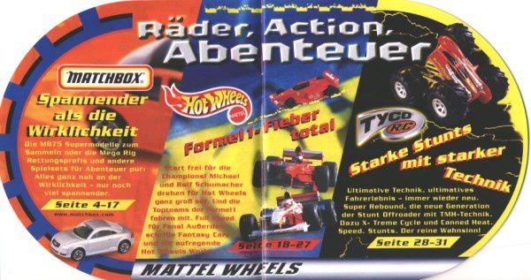 catalogue matchbox 1999 v02