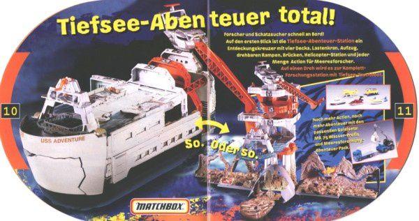 catalogue matchbox 1999 v10