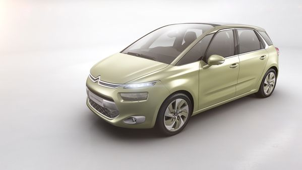 Citroën Concept Technospace 2013 01