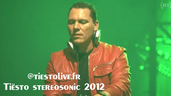 Tiësto live Stereosonic - Melbourne 1 december 2012 (2)