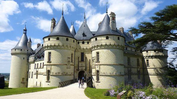 Château Chaumont sur Loire 0001