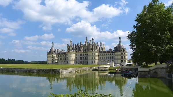 Château de Chambord 0001