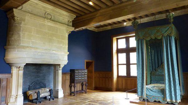 Château de D'AZAY LE RIDEAU 0006