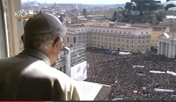 Benoit XVI angelus