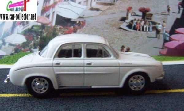 renault dauphine gordini legend series universal hobbies (5