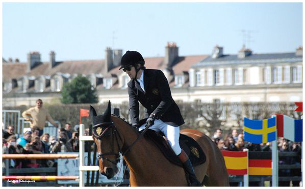Guillaume Canet Jumping Chantilly 20 avril 2013 f
