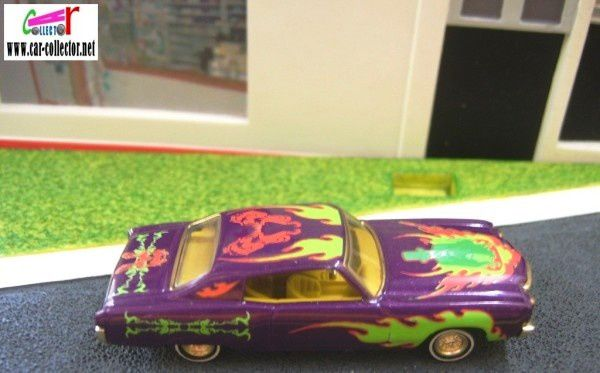 70 chevy monte carlo lowrider limited edition #26778