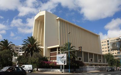 Eglise Notre Dame Casablanca