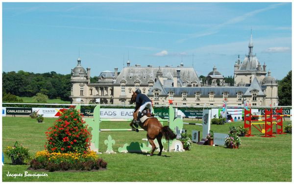 Global Champions Tour Chantilly 03
