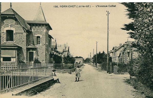 avenue Collet debut 1900 cpp0282