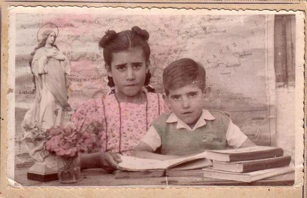00574 - Dulce Llamas Arjona y Antonio Llamas Arjona