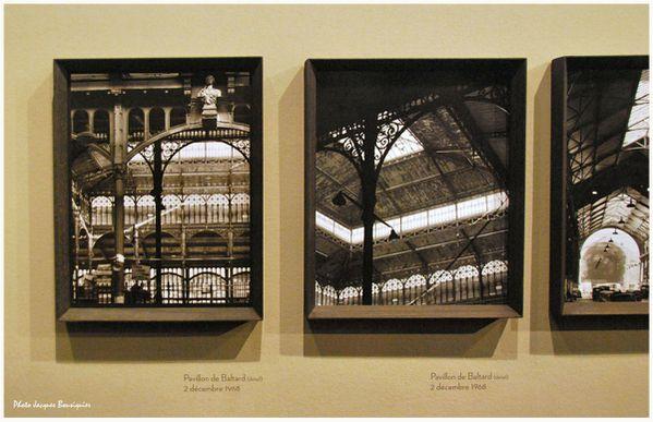 Doisneau Paris les Halles 03